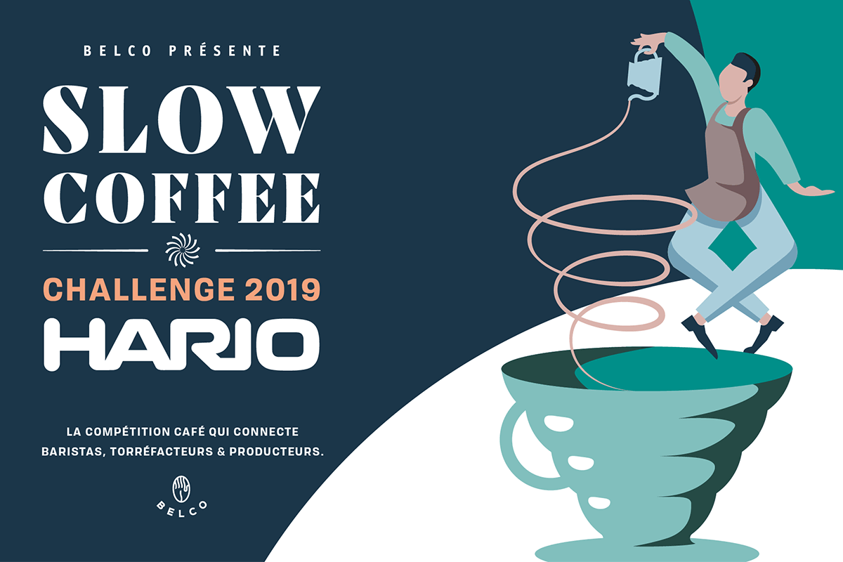 Slow coffee-Belco