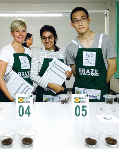 A new lease of life for the Cup of Excellence in Brazil