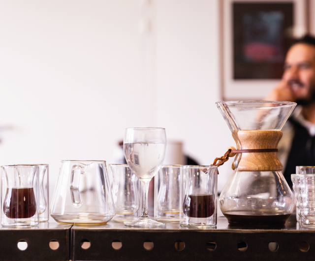 Espresso or Filter - Which hides the most caffeine ?